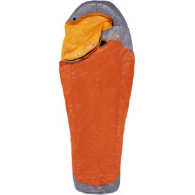 The North Face Lynx Sleeping Bag Regular Hawaiian Sunset Orange/Zinc Grey